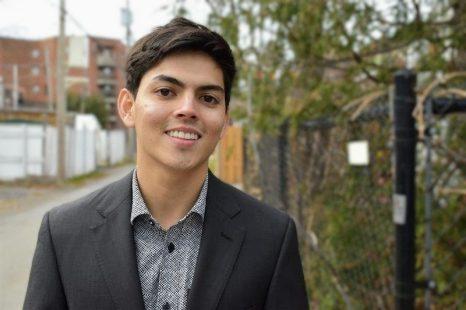Fabien Wong membre de l'équipe Gestion de la mobilité chez Intervia